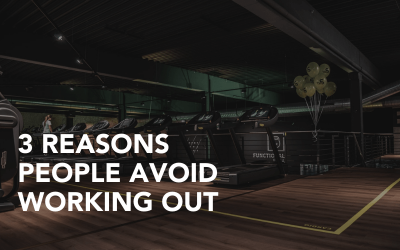 3 Reasons People Avoid Working Out & How To Improve