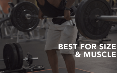 My 5 Best Exercises for Building Size & Muscle